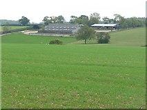 SK9615 : Buildings at Bidwell Farm by Christine Johnstone