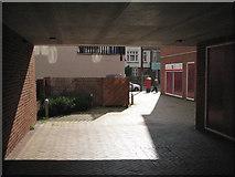 SP3177 : Passage to Earlsdon Street by Robin Stott
