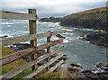 NB5463 : Dùn Eòrodail by John Allan