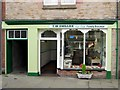 NY6820 : Butcher's shop, Boroughgate, Appleby in Westmorland by Andrew Curtis