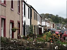 NY6820 : Chapel Street, Appleby in Westmorland by Andrew Curtis