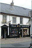 SO3014 : The Teddy Bear Shop, Abergavenny by Jaggery