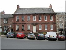 NY6820 : The Red House, Boroughgate by Andrew Curtis
