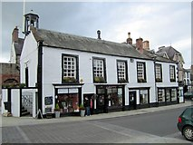 NY6820 : Appleby Moot Hall by Andrew Curtis