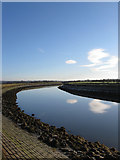 TQ0004 : River Arun by Simon Carey