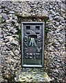 J2824 : Flush Bracket, Slieve Muck Triangulation Pillar by Rossographer