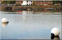 J3473 : Dredging the River Lagan, Belfast -  2010/11 (38) by Albert Bridge