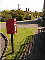 ST7730 : Bourton: postbox № SP8 79, Silton Road by Chris Downer