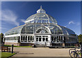 SJ3787 : Sefton Park Palm House, Liverpool by Paul Harrop