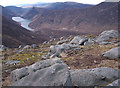 J3328 : The summit of Slieve Corragh by Rossographer