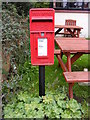 TM3679 : The ExPost Office The Street Postbox by Geographer