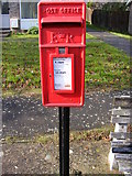 TM3877 : Lansbury Road Postbox by Adrian Cable