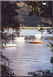 NN0958 : Boats on Loch Leven by Sarah Charlesworth