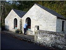 SK2375 : Roman Baths at Stoney Middleton by Graham Hogg