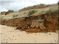 TM5178 : Eroding cliffs by Easton Bavents by Evelyn Simak