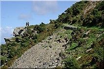 SS7049 : The Path around Rugged Jack by Tony Atkin