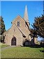 SO3914 : Church of St Teilo at Llantilio Crossenny by Trevor Rickard