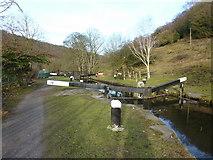 SD9726 : Callis Lock No13, Rochdale Canal by Alexander P Kapp