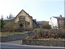 SD9726 : Former church on Burnley Road by Alexander P Kapp