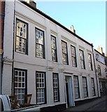 TA1767 : White town house, High Street, Bridlington Old Town by Stefan De Wit