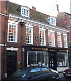 TA1767 : Bridlington Old Town Association, High Street, Bridlington Old Town by Stefan De Wit