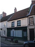 TA1767 : Shop on High Street, Bridlington Old Town by Stefan De Wit