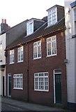 TA1767 : Town houses on High Street, Bridlington Old Town by Stefan De Wit