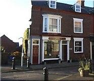 TA1767 : Hairdressers on High Street, Bridlington Old Town by Stefan De Wit