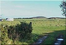 SH1727 : Tourer site at Deuglawdd, Aberdaron by Eric Jones