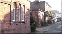 TQ1666 : The Old Police Station, Ferry Road, Winters Bridge (cell block in foreground) by Graham Howard