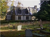 TQ1450 : The Old School on Ranmore Common Road by Shazz