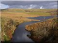 SN8868 : The western arm of Craig Goch reservoir by Nigel Brown