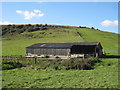 TQ3807 : Barn on South Downs by Oast House Archive