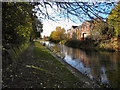 SD7707 : Bury And Bolton Canal by David Dixon