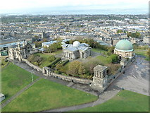 NT2674 : City observatory, Calton Hill, Edinburgh by Chris Allen