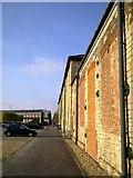 SU1484 : View north from Steam Museum, Swindon by Brian Robert Marshall