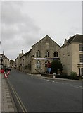 SO8609 : Painswick, converted chapel by Mike Faherty