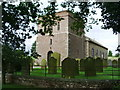 NY3745 : All Saints Church, Raughton Head by Alexander P Kapp