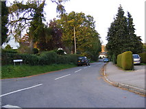 TM3464 : Chapel Road, Rendham by Adrian Cable
