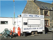 "NW9954 : ""Chip Ahoy"", Portpatrick by Ann Cook"