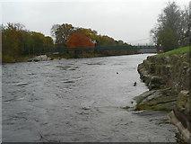 NN9357 : The River Tummel by Russel Wills