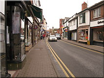 SO2956 : High Street, Kington by Alex McGregor