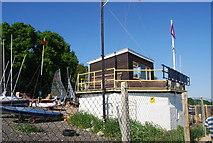TQ7771 : Wilsonian Sailing Club by N Chadwick
