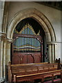 NY6208 : All Saints Church, Orton, Organ by Alexander P Kapp