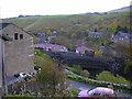 SD9323 : Gauxholme Bridge from Pexwood, Todmorden by Robert Wade