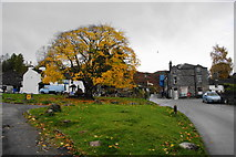 NY3204 : The village green, Elterwater by Bill Boaden