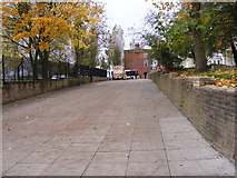 SO9596 : Fraser Street Path by Gordon Griffiths