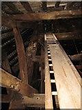 SO3958 : Plank on the ladder by Bill Nicholls