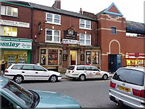SD8913 : The White Lion, Yorkshire Street, Rochdale by Alexander P Kapp