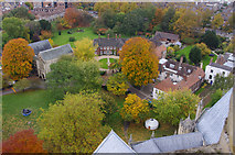 SE6052 : York Deanery from the Minster by Ian Taylor